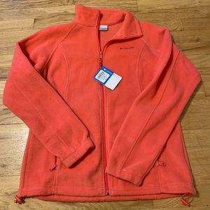 Columbia Zip Fleece